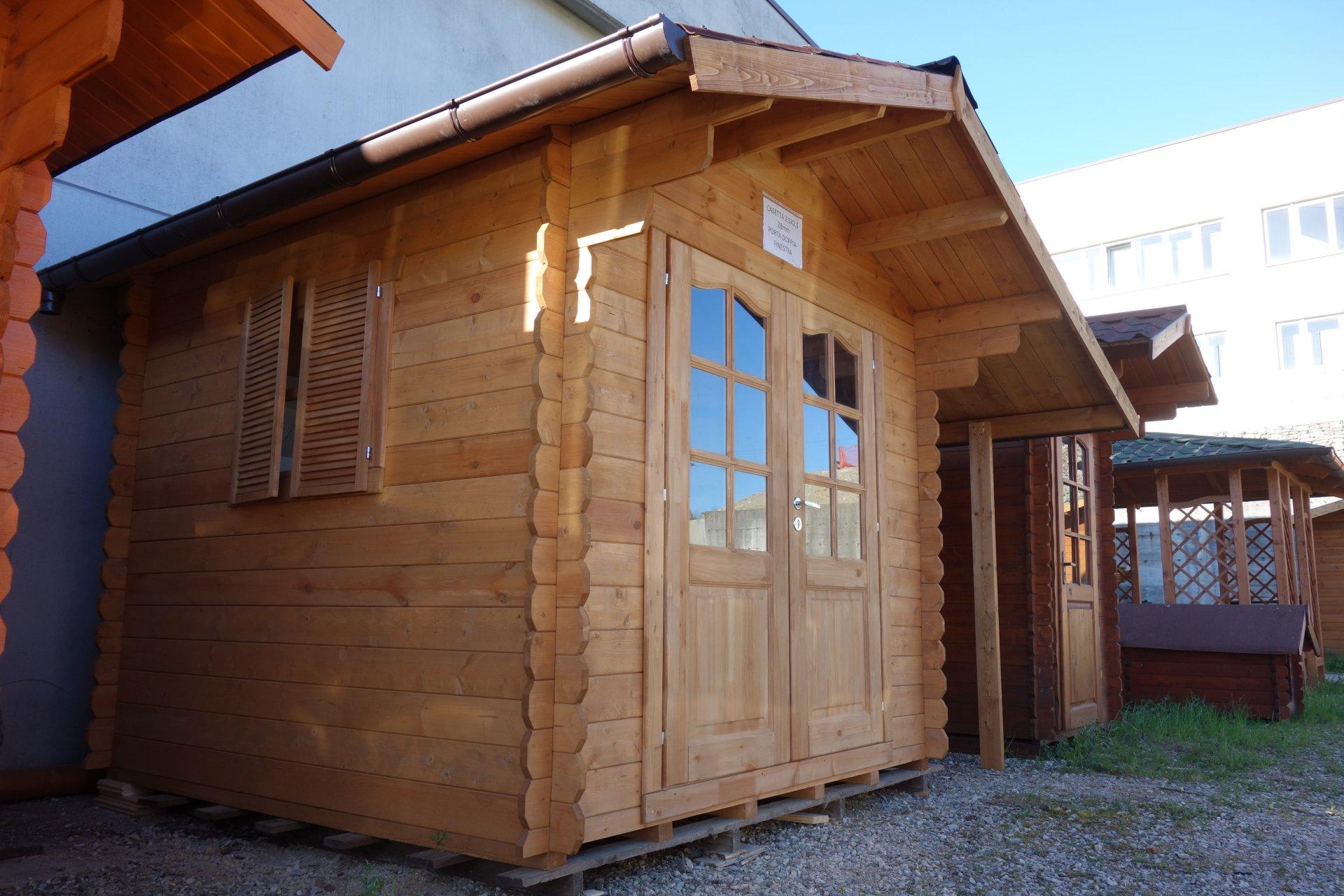 Vendita casette in legno da giardino ai migliori prezzi ✔