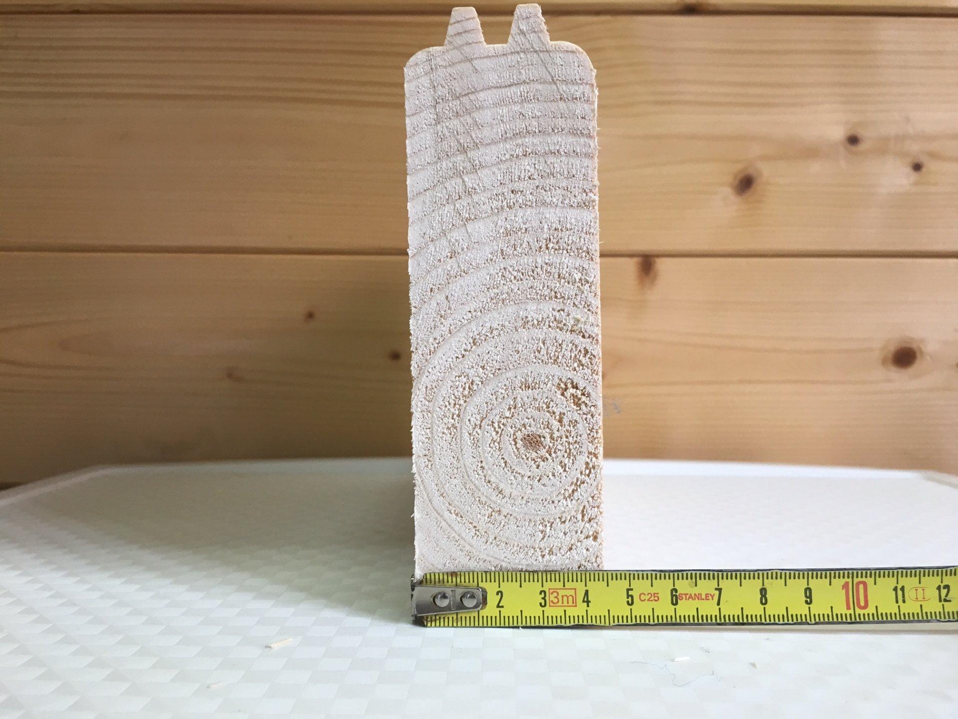 Perline spessore 44 mm for Perline legno obi
