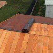 guaina tetto bungalow