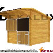 Box cavalli singolo grande 3,2x3,5