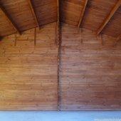 Garage in legno 6x5 (44 mm)