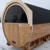 Sauna-botte VALTER DE LUX