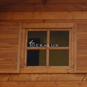 Casetta in legno 2x3 (28mm) con porta singola