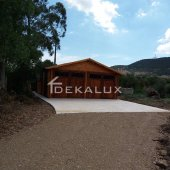 Garage in legno 6x6 (44 mm)