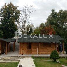 casetta in legno bungalow