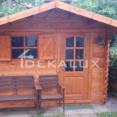 casetta in legno da esterni