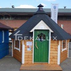 casetta in legno da 6,5 mq kota finlandese
