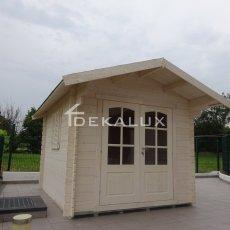 casette garage per esterno in legno