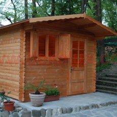 garage per esterni in legno