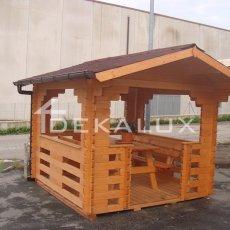 gazebo in legno vendita e produzione