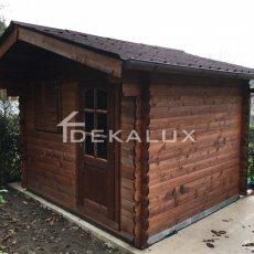 immagine casetta in legno prefabbricata