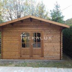 produzione casette in legno da giardino