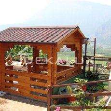 produzione gazebo da giardino Parma