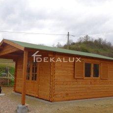produzione gazebo in legno