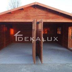 vendita box auto in legno