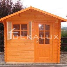 vendita casette da giardino con porte e finestre