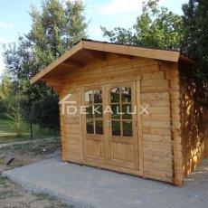 vendita casette in legno Gubbio