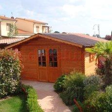 vendita di casette in legno abitabili