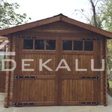 vendita garage in legno Bologna