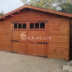 vendita garage in legno Firenze