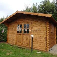 vendita garage in legno prefabbricato