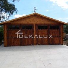 vendita garage in legno Sardegna