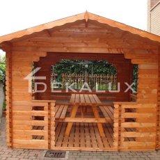 vendita gazebo in legno bologna