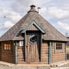 vendita sauna modello kota da 17 mq