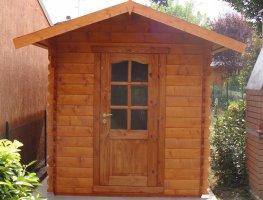 casetta in legno 2x3 metri
