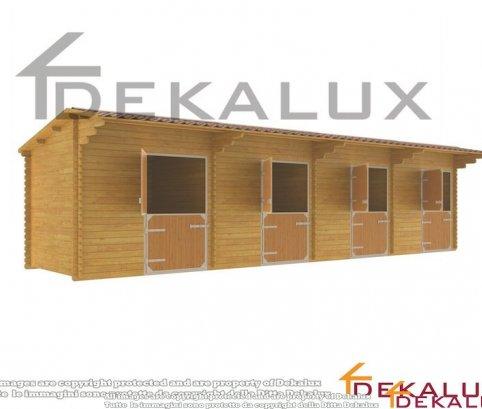 BOX CAVALLI QUADRUPLO MODELLO VECCHIO
