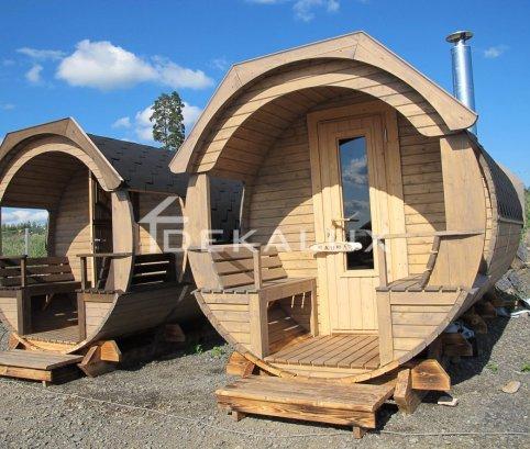 Sauna-botte ALEX STANDARD