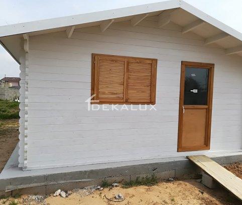 Casetta in legno 5x7
