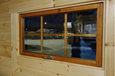 GRILL KOTA 9 mq + sauna box
