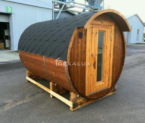 Sauna-botte UNO LONG