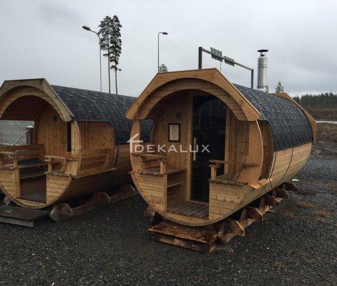 Sauna-botte VALTER STANDARD