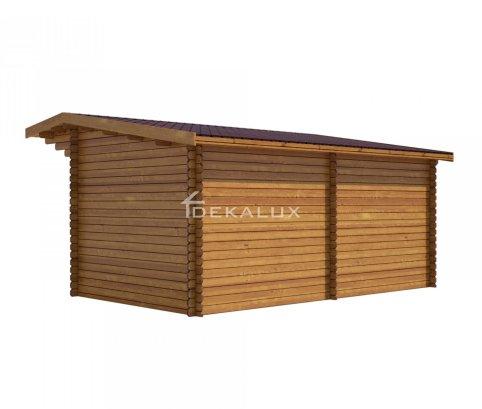 Box doppio grande per cavalli  6,2X3,5 (44mm)
